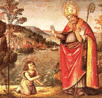 Saint Augustine, Bishop and Doctor of the Church