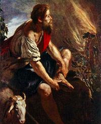 ... Workshop : Advent - Jesse Tree - Day Nine - Moses : Catholic Culture