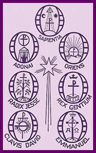 Advent Workshop : Advent - O Antiphons - One - O Wisdom : Catholic ...