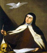 Image result for Photo  St. teresa of avila