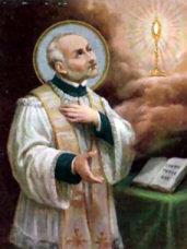 ST. JOHN (Giovanni) LEONARDI