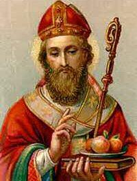 Image result for Saint Nicholas, bishop
