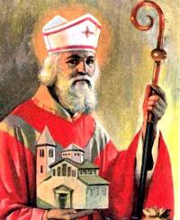 Catholic saint of courage