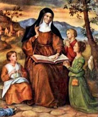 Optional Memorial Of St Angela Merici Virgin January