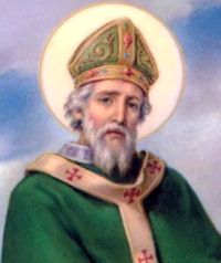 optional memorial of st patrick bishop and confessor solemnity