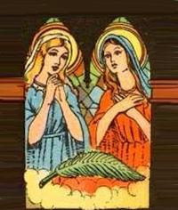 IMG STS. BASILISSA and Anastasia, Martyrs