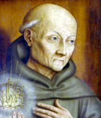 Image result for ST. BERNARDINO OF SIENA