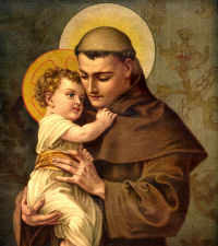 Image result for st anthony of padua