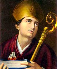 Optional Memorial of St. Januarius, bishop & martyr - September 19, 2014 -  Liturgical Calendar | Catholic Culture