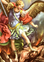 Feast of Sts  Michael, Gabriel, and Raphael, Archangels - September