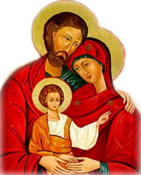 Feast of the Holy Family - December 30, 2018 - Liturgical Calendar