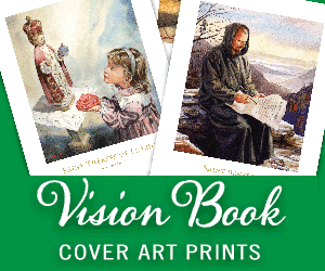 Vision Book Cover Prints