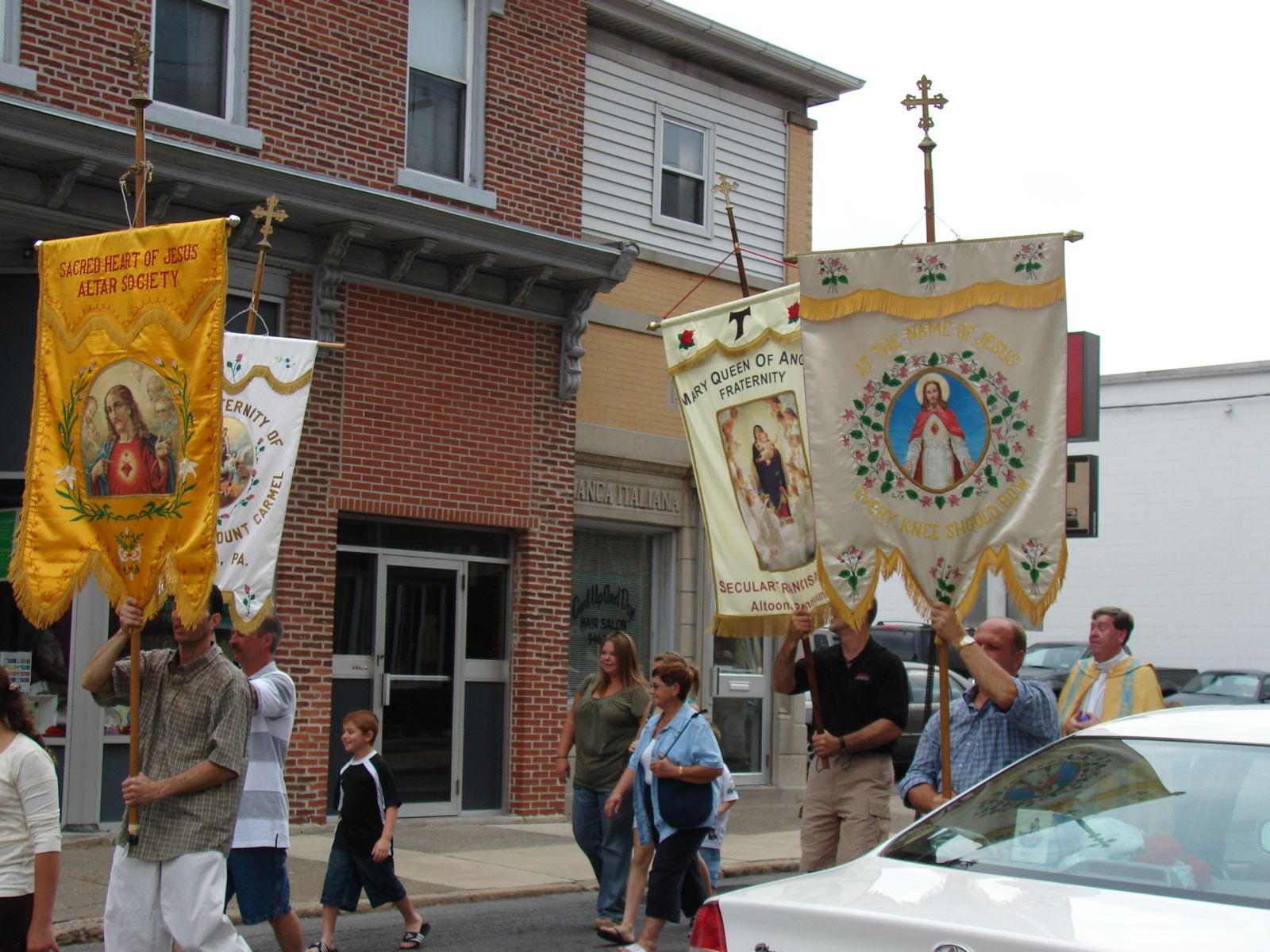 Celebrating for Our Lady of Mount Carmel | Catholic Culture
