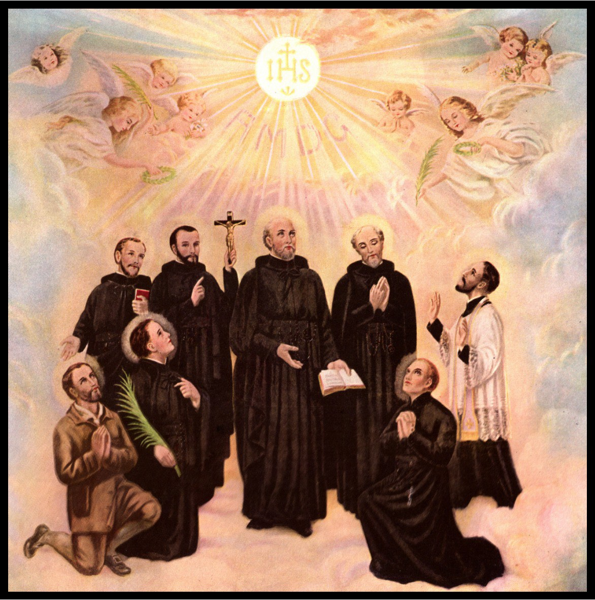 Image result for st john de brebeuf north american martyrs images